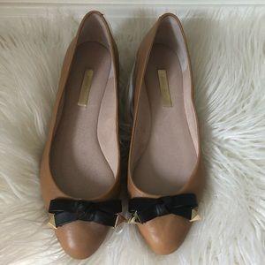 Louise et Cie Leather Ballet Flats